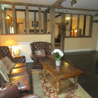 Dog-friendly hotel and dining near Machynlleth, Wales - Wales dog-friendly pub and dog walks.JPG