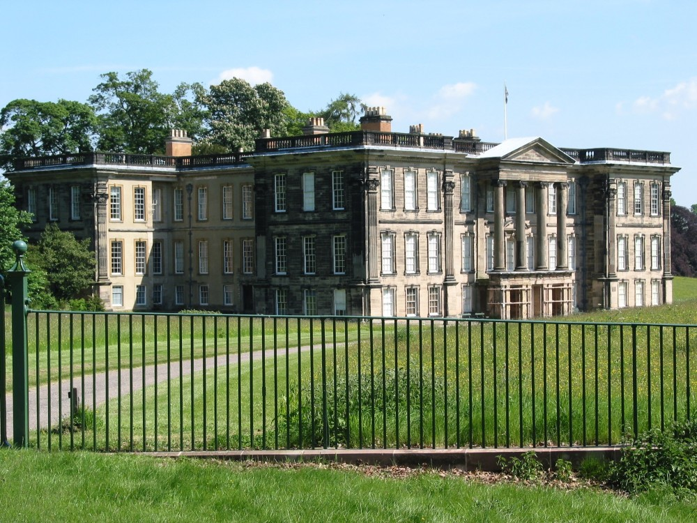 Calke Abbey, Derbyshire - Dog walks in Derbyshire