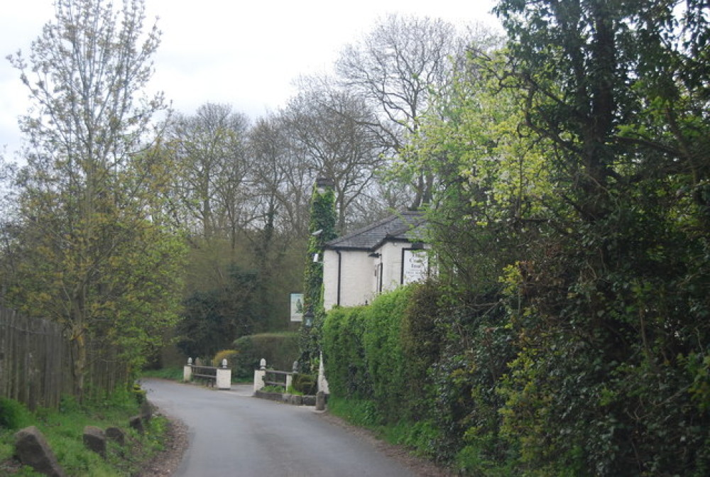 Dog friendly pub in hunting country, Kent - Dog walks in Kent