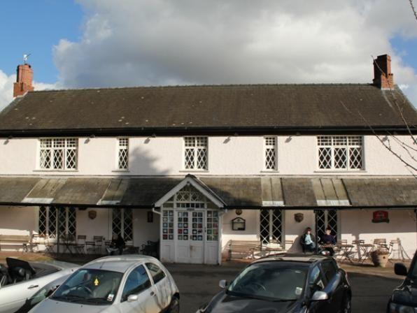 A40 Dog-friendly country inn near Raglan, Wales - Dog-friendly pub near Raglan.jpg