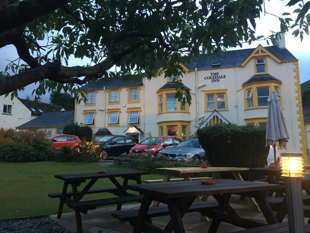 Braithwaite dog-friendly pub and walks in the Lake District, Cumbria - Dog walks in Cumbria