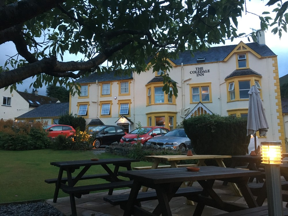 Braithwaite dog-friendly pub and walks in the Lake District, Cumbria - Dog walks in Cumbria