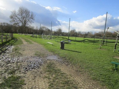 A21 Rother Valley doggiestop with walk and pub, East Sussex - Driving with Dogs
