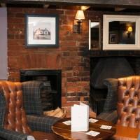 Ye Olde Leathern Bottel dog-friendly pub, Berkshire