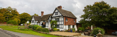 A23 London Road dog walk and dog-friendly inn, West Sussex - Driving with Dogs