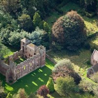 Dog-friendly castle ruins in rural Shropshire, Shropshire - acton-burnell-castle-dogs allowed.jpg