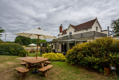 Christchurch area dog-friendly pub and dog walk, Dorset - Driving with Dogs
