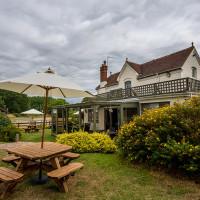 A35 Christchurch area dog-friendly pub and dog walk, Dorset - Pub photo