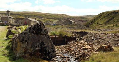 Heritage dog walk and family-friendly mines, Cumbria - Driving with Dogs