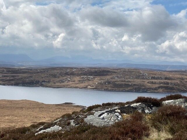 Walk above Loch Meadie into the Flow Country, Scotland - Bettyhill 4.jpg