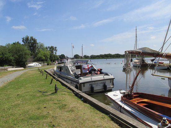 Waterside dog-friendly pub and dog walk, Norfolk - Norfolk dog-friendly pub and camping.jpg