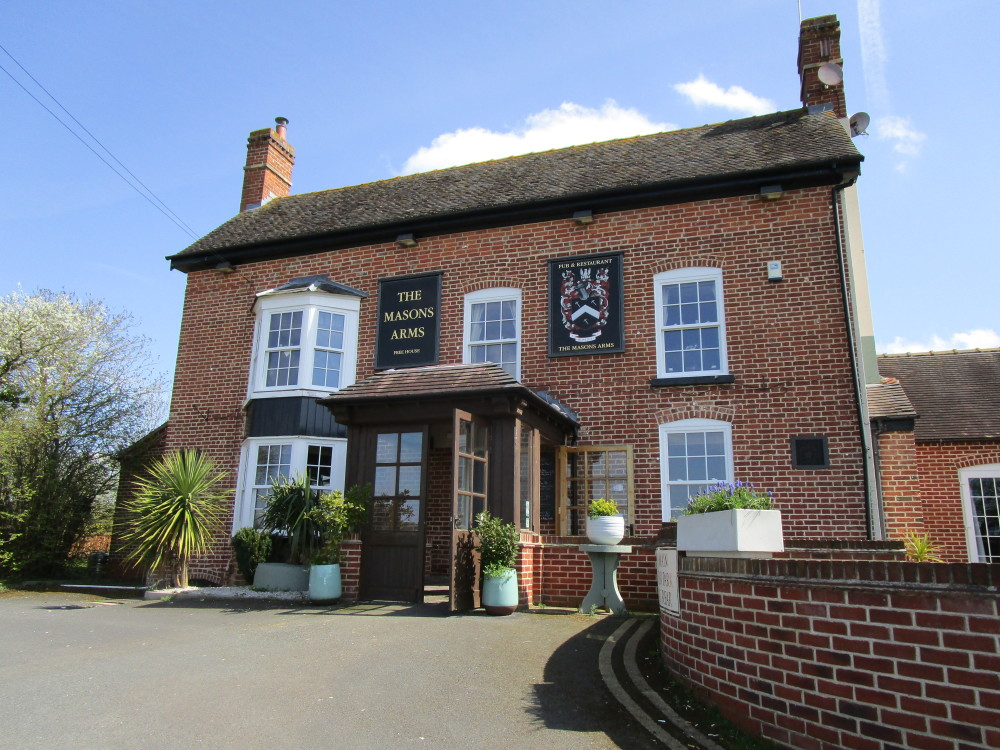 Martley dog-friendly pub, Worcestershire - Dog walks in Worcestershire