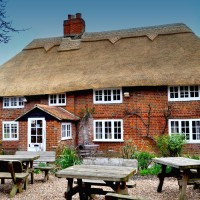 Village pub and brewery off the A27, West Sussex - Sussex dog-friendly pub and dog walk