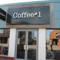 A44 Services with dog-friendly cafe, shops and dog walk, Worcestershire - IMG_1115.JPG