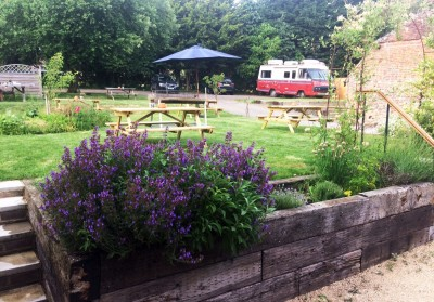 M4 Jct 18 dog walk and dog-friendly organic food, Wiltshire - Driving with Dogs