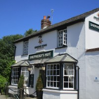 Wallingford area dog walk and dog-friendly pub, Oxfordshire - Oxfordshire dog-friendly pub and dog walk