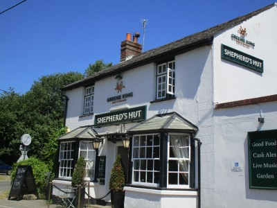 Wallingford area dog walk and dog-friendly pub, Oxfordshire - Driving with Dogs