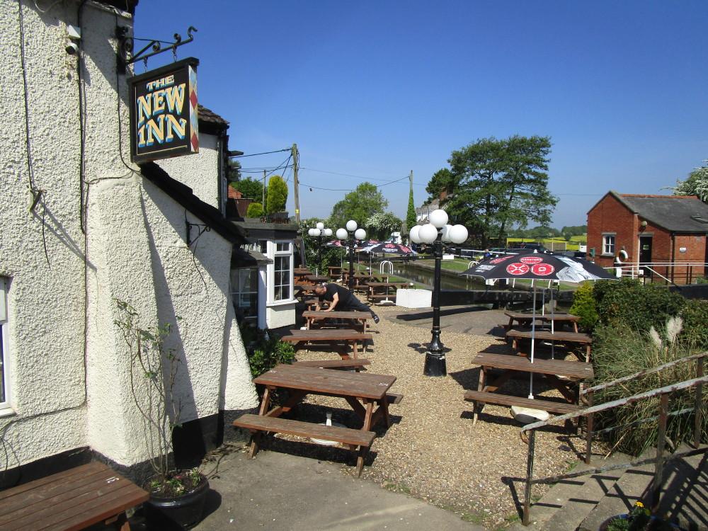 A5 pub and dog walk, Northamptonshire - Dog walks in Northamptonshire