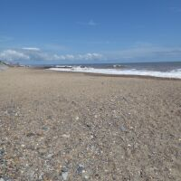 Hornsea South Beach - dog-friendly all year, East Yorkshire - Yorkshire dog-friendly beaches