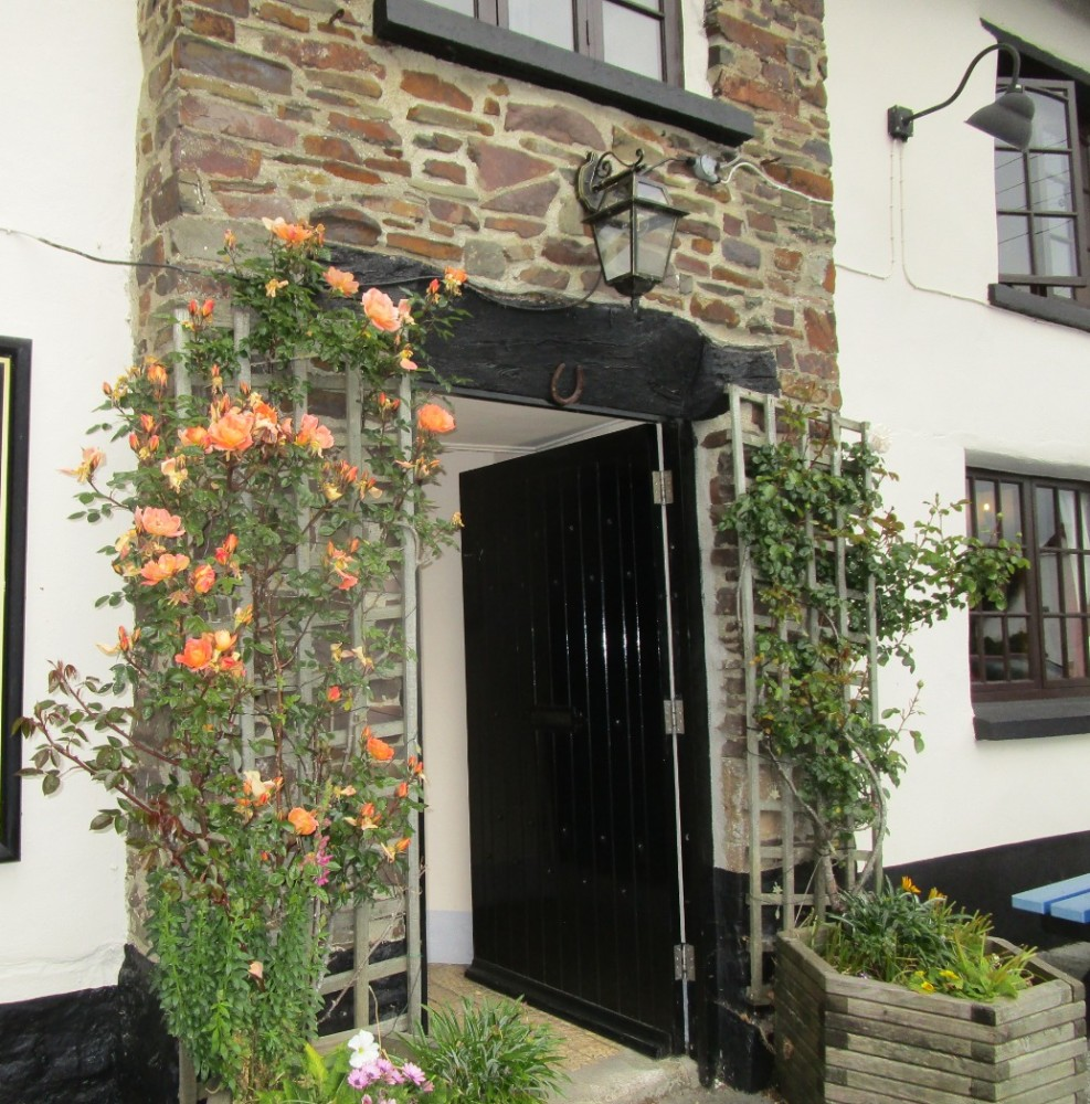 A386 dog-friendly pub near Okehampton, Devon - Devon dog walk and dog-friendly pub.JPG