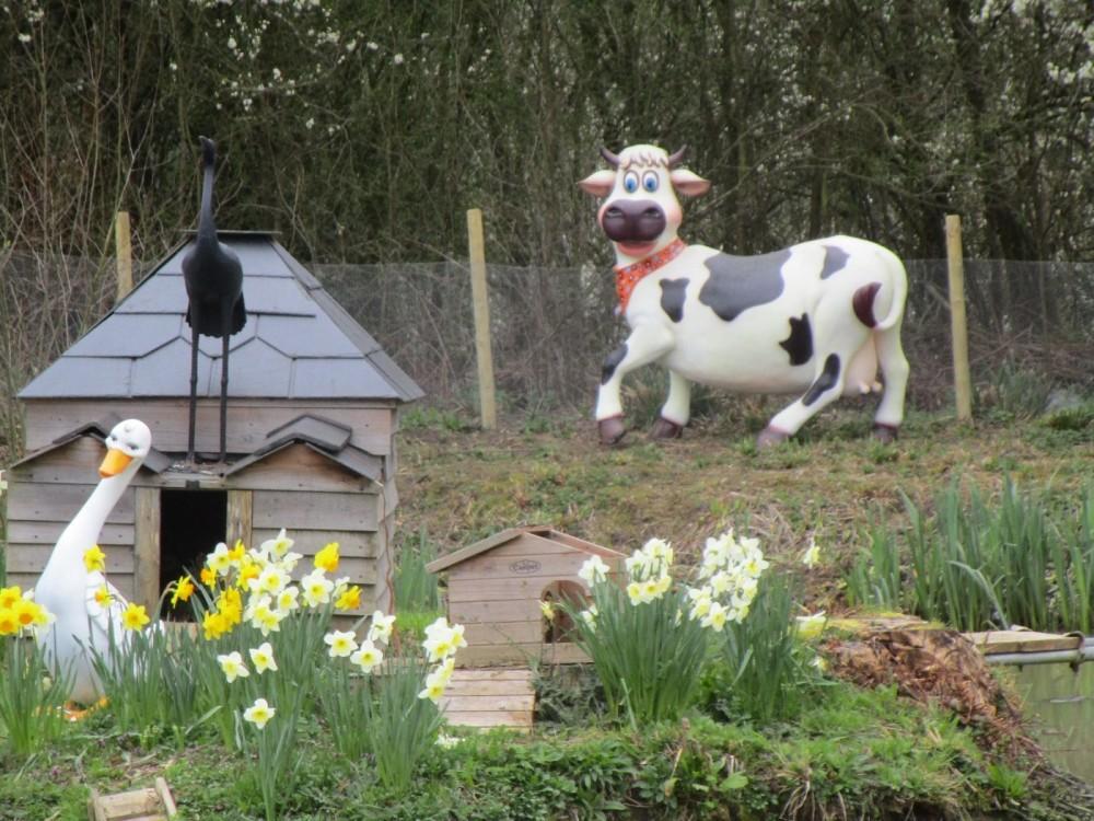 M23 Junction 9 dog-friendly pub and dog walk, Surrey - Surrey dog-friendly pub and dog walk.JPG