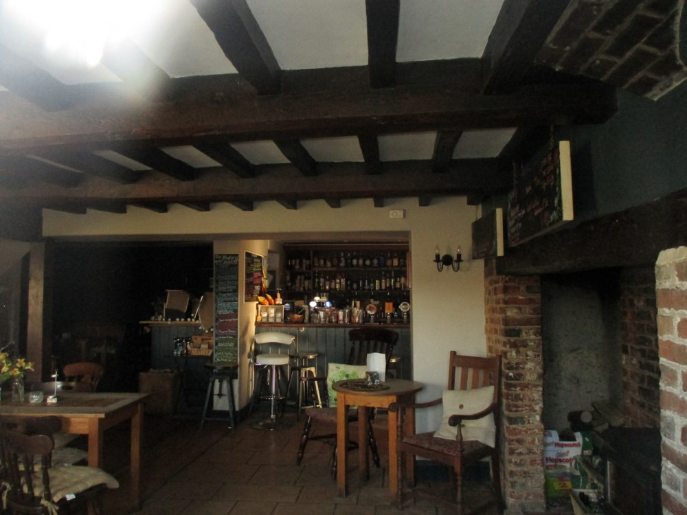 Dog-friendly community pub near Wimborne, Dorset - Dorset dog-friendly pub.JPG