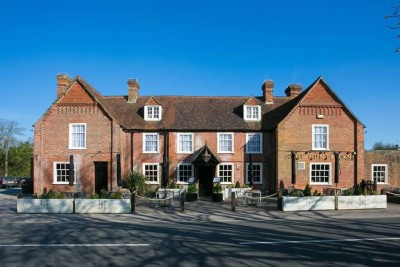 A337 dog-friendly pub near Brockenhurst, Hampshire - Driving with Dogs