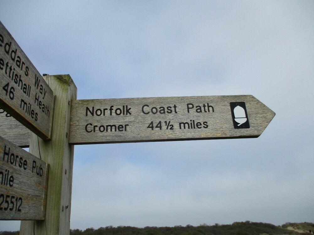 A149 dog walk, beach and dog-friendly pub, Norfolk - Dog walks and beaches in Norfolk.JPG
