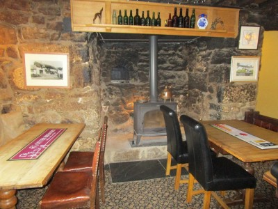 A382 Dog-friendly village pub and dog walk, Devon - Driving with Dogs