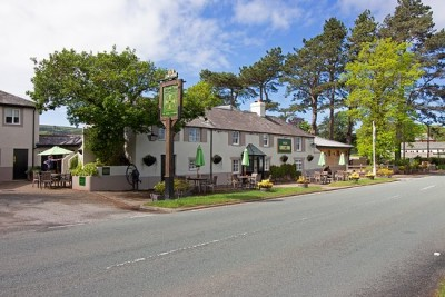 Dog-friendly inn and hotel near Conwy, Wales - Driving with Dogs