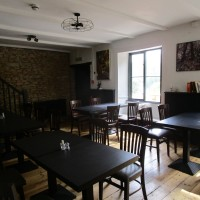 Dog-friendly dining pub near Chedworth Roman Villa, Gloucestershire - Gloucestershire dog walk and dog-friendly pub.JPG