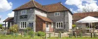 M3 dog-friendly pub with dog walk near Winchester, Hampshire - Driving with Dogs