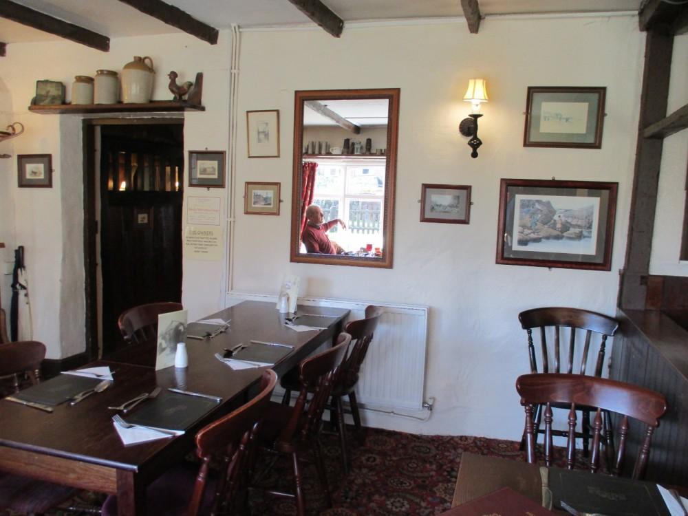 Dog-friendly pub near Wimborne Minster, Dorset - IMG_0095.JPG