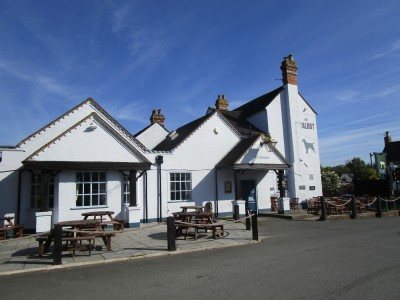 A38 dog-friendly pub in Kempsey, Worcestershire - Driving with Dogs