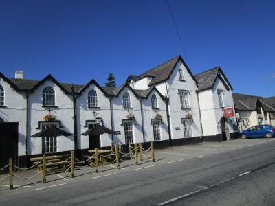 A44 dog-friendly hotel and dog walk, Wales - Driving with Dogs