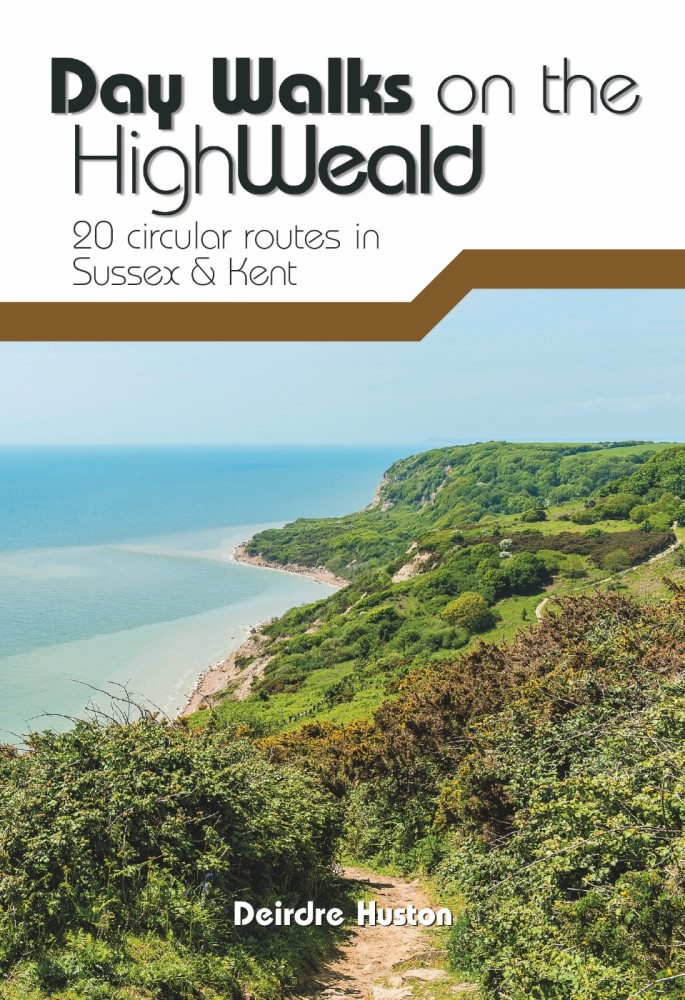 Day Walks on the High Weald in Kent and Sussex