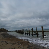 East Runton dog-friendly beach, Norfolk - Dog walks in Norfolk