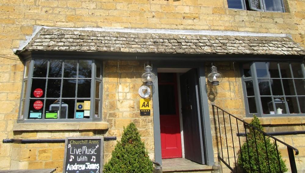 Cotswolds village dog walks and pub, Gloucestershire - Gloucestershire dog-friendly pubs and walks.JPG