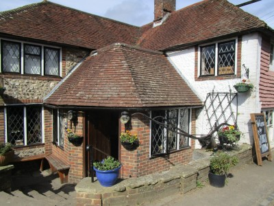 Dog-friendly pub and dog walk near Seaford, East Sussex - Driving with Dogs