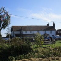 Romney Marsh dog walk and dog-friendly pub, Kent - Kent dog-friendly pubs with dog walks