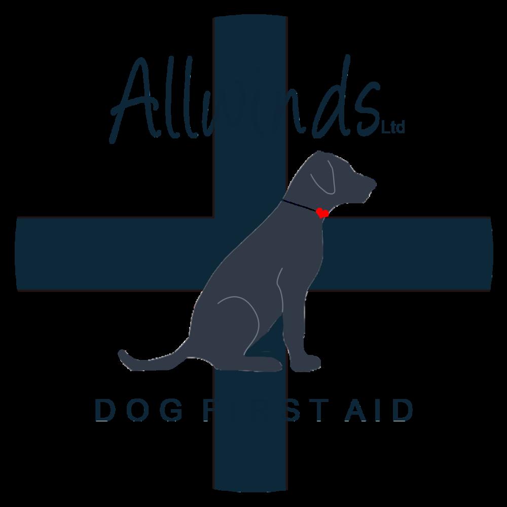 Allwinds Dog First Aid Ltd, Somerset - Allwinds final logo.png
