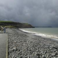 Aberaeron dog-friendly beach, Ceredigion, Wales - IMG_5932.JPG