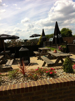 Dog-friendly pub with a short dog walk near Luton, Hertfordshire - Driving with Dogs