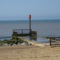 A149 Heacham South Beach, Norfolk - Norfolk dog-friendly beaches.JPG