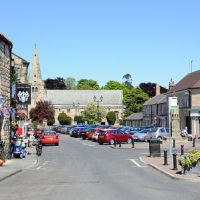 Historic dog-friendly village with pubs, walks, hotels and a massive dog-friendly beach, Northumberland - Northumberland dog-friendly village.jpg