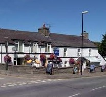 Penrhiwllan Inn near Newquay, Wales - Driving with Dogs