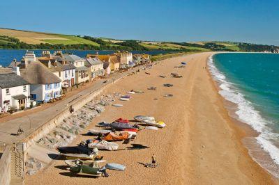 Slapton Sands dog-friendly beach, Devon - Driving with Dogs