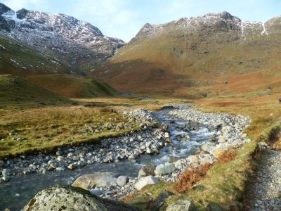 A Lake District dog walk with waterfalls, Cumbria - Driving with Dogs