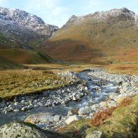 A Lake District dog walk with waterfalls, Cumbria - Cumbria dog-friendly pub and dog walk
