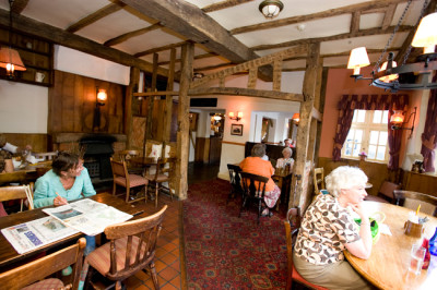 A217 Banstead dog-friendly inn, Surrey - Driving with Dogs